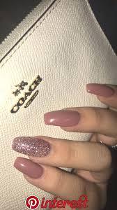 fallnails mauvenails mauve nails in 2019 mauve nails nail designs