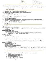 Resume Reel Services