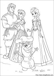 Selezionato Elsa E Anna Da Colorare E Stampare Disegni Da Colorare