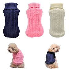 Online Shop <b>Pet Dog Cat Clothing</b> Winter Autumn Warm Cat Knitted ...