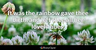 Rainbow Quotes BrainyQuote Cool After The Storm Quotes