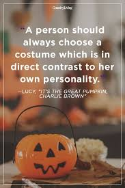 It's The Great Pumpkin Charlie Brown Quotes Inspiration 48 Happy Halloween Quotes Best Spooky Halloween Quotes And Sayings