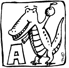 black and white alligator pictures. free alligator clipart image black and white pictures