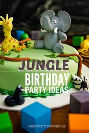 Jungle Theme Birthday Invitations Jungle Birthday Party Ideas