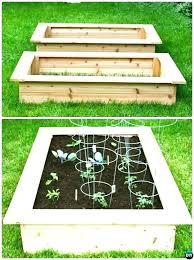 raised plastic garden beds plastic raised garden beds raised garden bed plans full image for raised