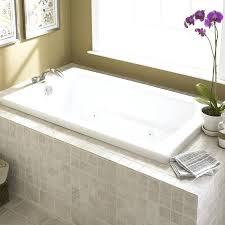jet tub with shower whirlpool tub air jet tub shower combo jet tub