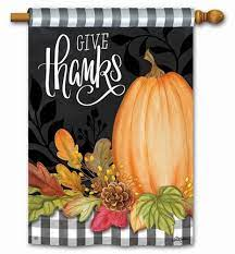 season of thanks house flag house