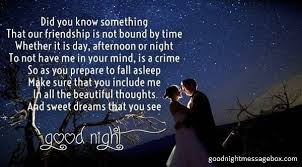 Sweet Dreams Quotes And Poems Best of Good Night Poems For Her Poems For Girlfriend