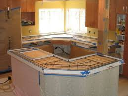 poured in place concrete counter how to pour concrete countertops beautiful diy concrete countertops