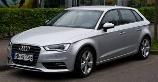 File:Audi A3 Sportback 1.6 TDI Ambition (8V) – Frontansicht, 6 ...