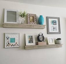 Floating Shelves For Picture Frames Fascinating Frame Shelf Diy Fresh Decorate Shelves Living Room Best Diy Picture