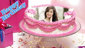 Birthday Cake Photo Frames For Android Apk Download