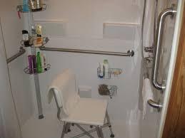 full size of walk in shower walk in shower bathrooms shower safety bars handicap toilet