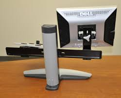 Ergotron Neo Flex Display Stand Custom ErgoTron NeoFlex Combo Lift Stand Review