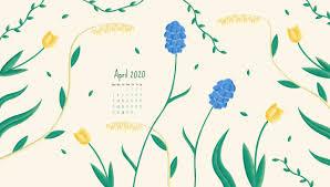April 2020 HD Calendar Wallpaper ...
