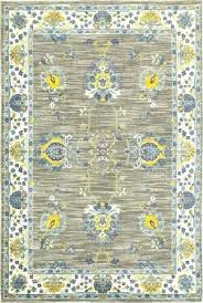 blue yellow grey rug oriental weavers area at studio l