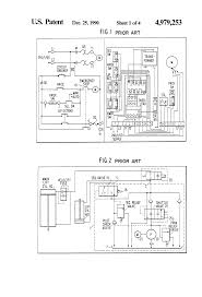 patent us4979253 hydraulic circuit for control of lip of patent drawing