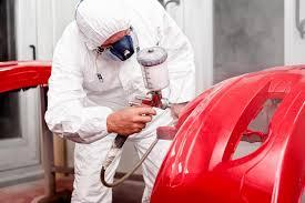 accudraft downdraft paint spray booths