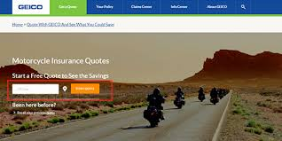 Geico Motorcycle Insurance Quote Magnificent Geico Motorcycle Quote 48stmotorxstyleorg