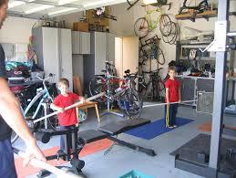 garage gym equipment
