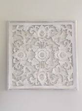 prissy design carved wooden wall art sculptures ebay large white wood carving plaque hanging panel on large white wood wall art with carved wooden wall art arsmart fo