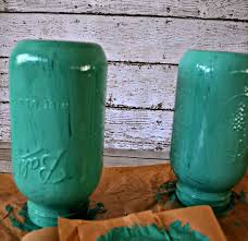 Painted Mason Jars Painted Mason Jars Fall Centerpieces Building Our Story