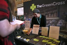 job seekers crowd into employment fair for marijuana industry sfgate