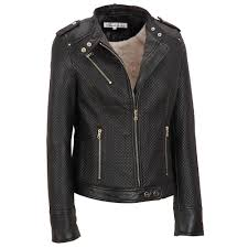 add leather jacket
