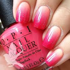 Photo By Sparrownails Ombre Gradient Pink Nail Art