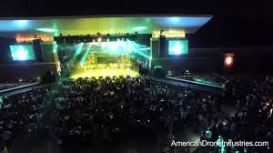 Pepsi Funk Fest 2015 Wolf Creek Amphitheater Filmed By American Drone Industries