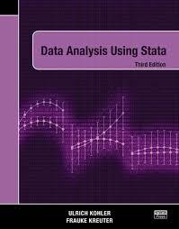 data ysis using stata third edition