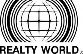 リアルティ世界ロゴ ロゴのベクトル フォーマット Ai