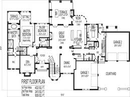 Luxury Mansions Floor Plans  Homes ZoneFloor Plans Mansion