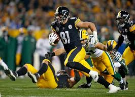 Pittsburgh Steelers Have Tight End Troubles Heading Into