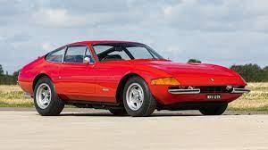 This 1968 ferrari 365 gt 2+2. Elton John S 1972 Ferrari Gtb 4 Daytona Is Up For Sale Robb Report