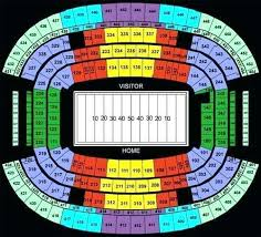 Dallas Cowboys Seating Chart Dallas Cowboy Seating Wyndcutter Com