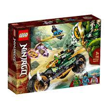 Đồ Chơi Lắp Ráp LEGO NINJAGO Xe Địa Hình Rừng Xanh Của Lloyd 71745 Cho Bé  Trên 7 Tuổi chính hãng
