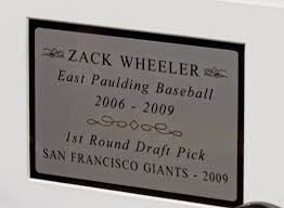 the paulding pulse east paulding high retires zack wheeler s high paulding high school wheeler played both baseball and basketball in four varsity seasons wheeler compiled a 95 36 record in 2008 his junior year