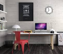 Stylish home office desks Stunning Home Office Designs Red Industrial Coloured Desk Chairs 28 Stylish Home Office Desk Chairs Home Interior Decor Ideas Home Office Designs 28 Stylish Home Office Desk Chairs From Casual