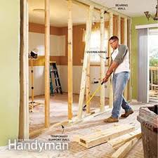 How To Install A Load Bearing Wall Beam