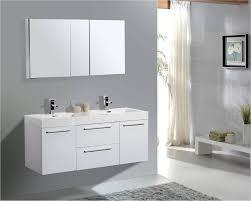 modern bathroom medicine cabinets. AQUA DECOR Austin 54-Inch Modern Double Sink Bathroom Vanity W/ Medicine Cabinet - Cabinets