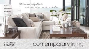Contemporary Living Furniture From Ashley HomeStore - Living room furnitures