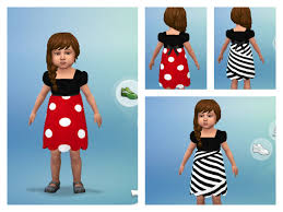 Toddler Dresses - The Sims 4 Catalog