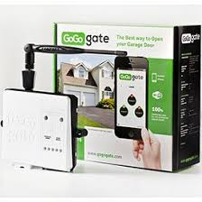 smart garage door openerGOGOGATE01W Garage Door Opener via Smartphone Amazoncouk