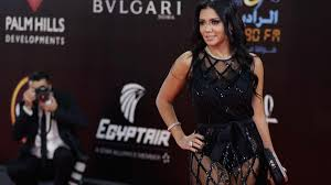 Rania Youssef Dress Designer Egypt Prosecutors Question Actress Rania Youssef Over