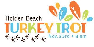 Holden Beach Turkey Trot Nov 23rd Shallotte Nc