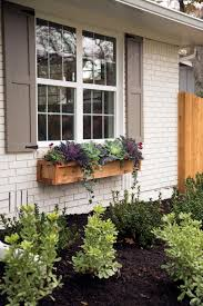 Build Window Box Make A Window Box Of Herbs And Lettuce Hgtv
