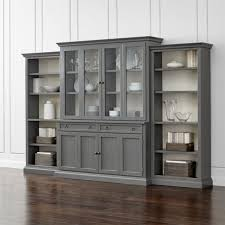 wall unit book shelves ikea bookcase ideas architecture cameo 4 piece grey glass door wall unit