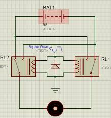switches making dpdt relays from 2 spdt relays possibility of schematic that best summarizes my problem