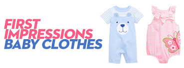 First Impressions Baby Clothes Magnificent Useable Informations First Impressions Baby Clothes